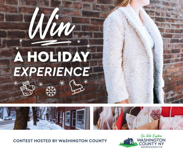 Win A Holiday Experience in Washington County!