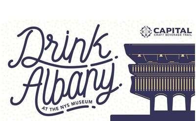 Drink Albany logo