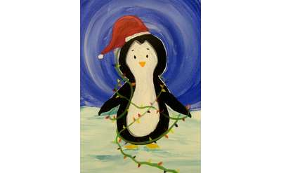 Holiday Penguin!