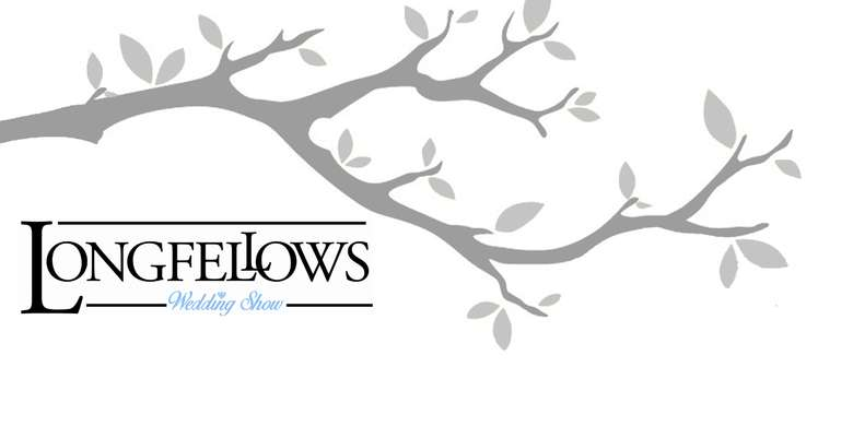 logo for the longfellows wedding show
