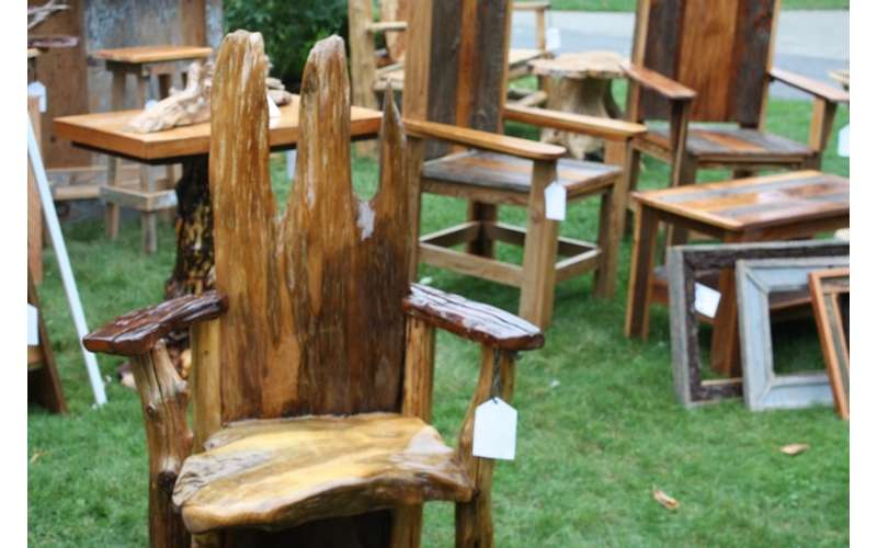 Fine Rustic Furniture Fair Saturday Sep 7 2019 Until Sunday Home Interior And Landscaping Ologienasavecom
