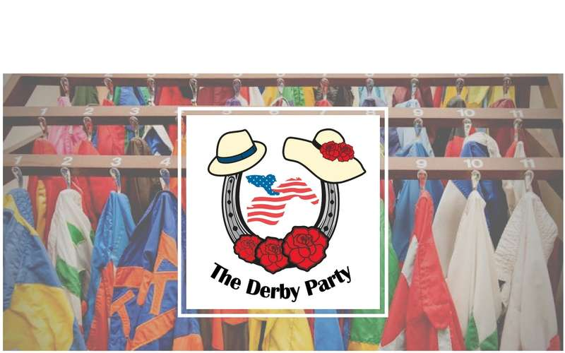 derby party logo