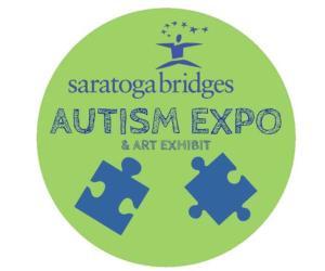 green autism expo logo