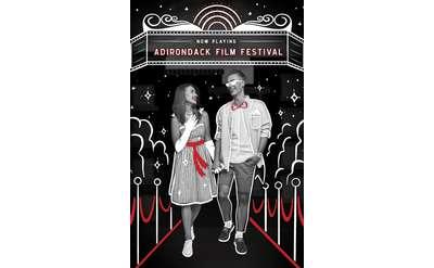 adirondack film festival poster