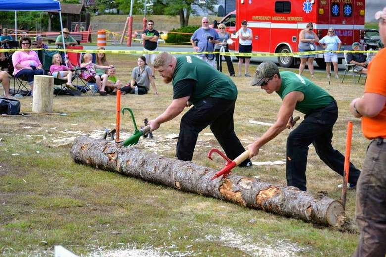 lumberjack competition