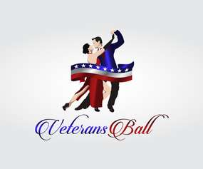 veterans ball banner