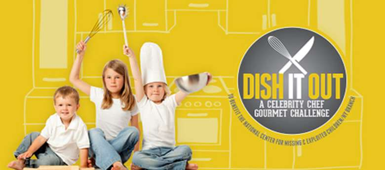 dish it out for kids image