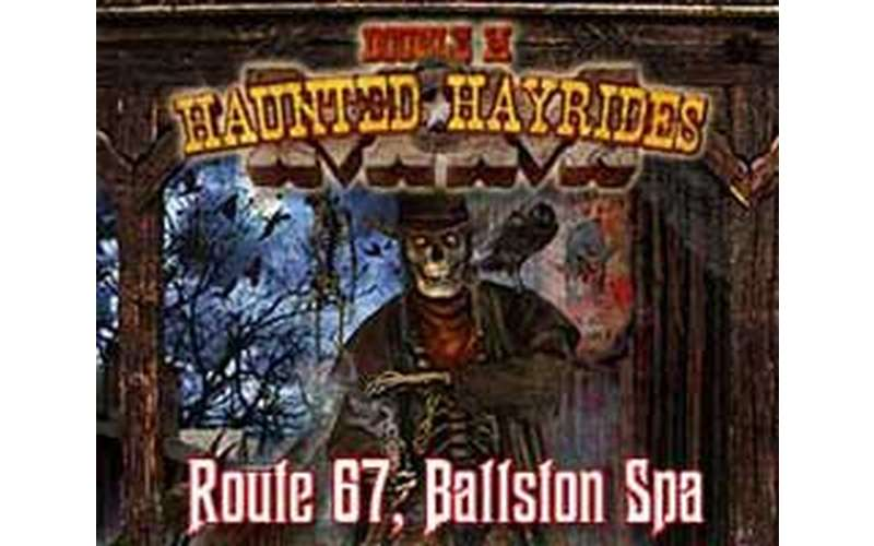 Haunted Hayrides logo