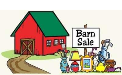cartoon barn sale image