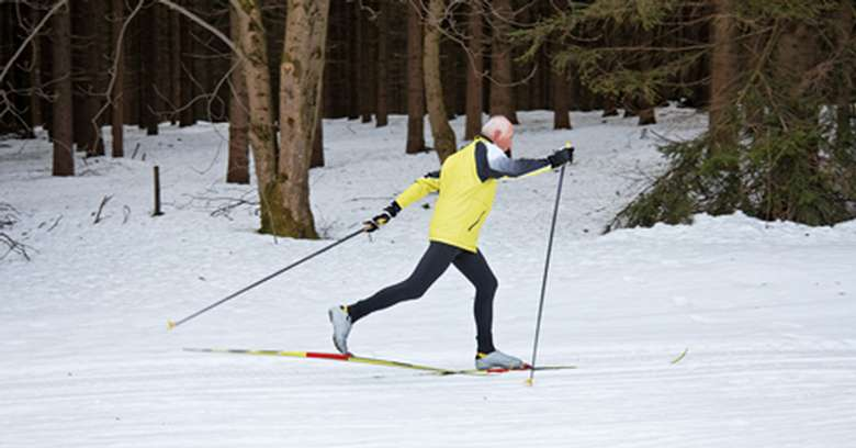 Skier Photo