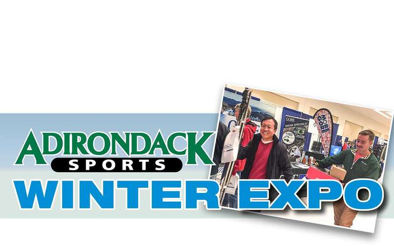 Adirondack Sports Winter Expo Banner
