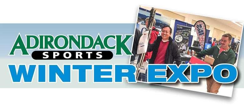 Adirondack Sports Winter Expo Banner