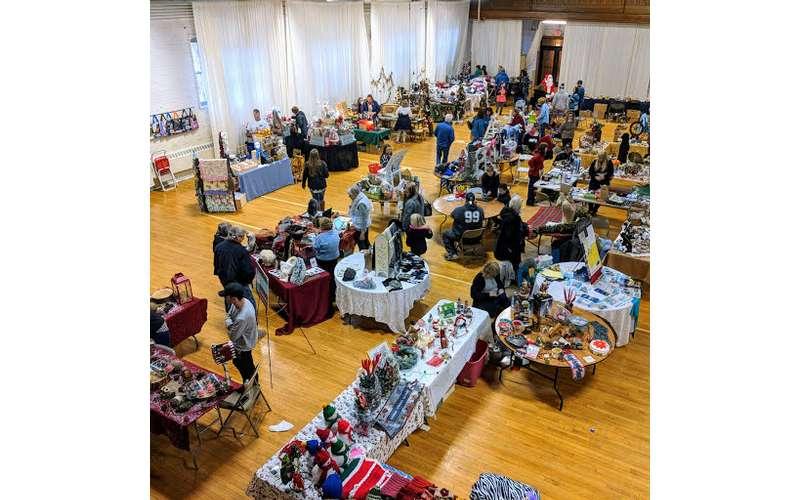 indoor craft fair