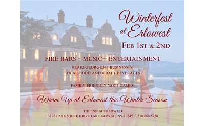 Winterfest at Erlowest poster
