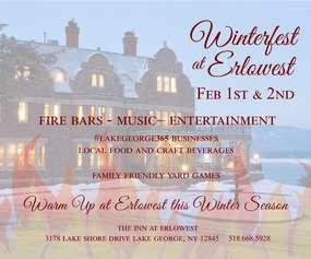 Winterfest at Erlowest poster