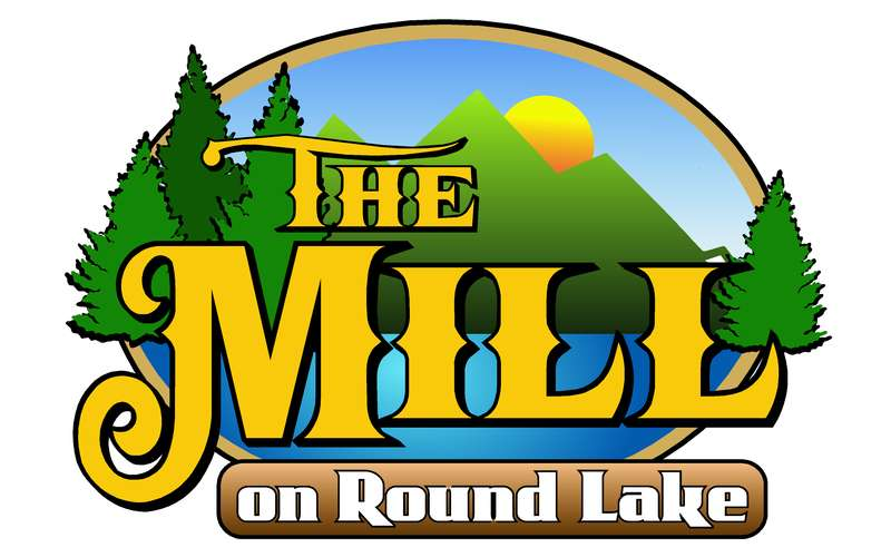 The Mill on Round Lake logo