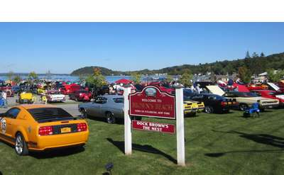 Photo of Dock Brown's Car Show