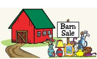 cartoon barn sale image