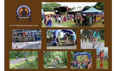hudson crossing triathlon promo