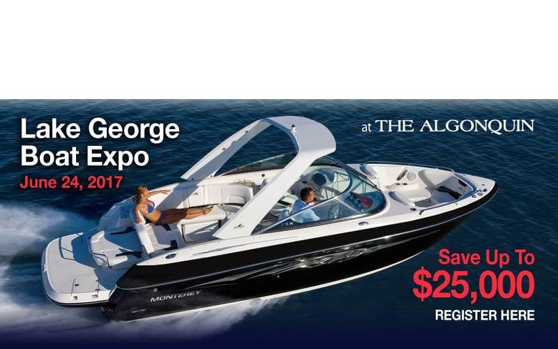 2nd Annual Lake George Boat Expo (1)