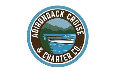 logo for the Adirondack Cruise and Charter Co.