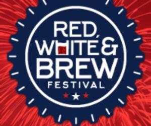 Red White & Brew Festival logo