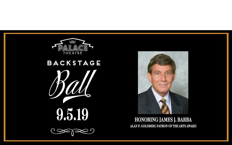 Palace Backstage Ball Banner