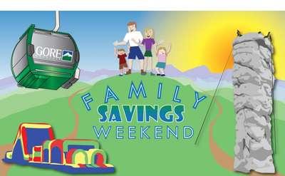 Family Savings Weekend!