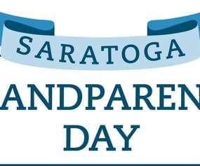saratoga grandparents day banner