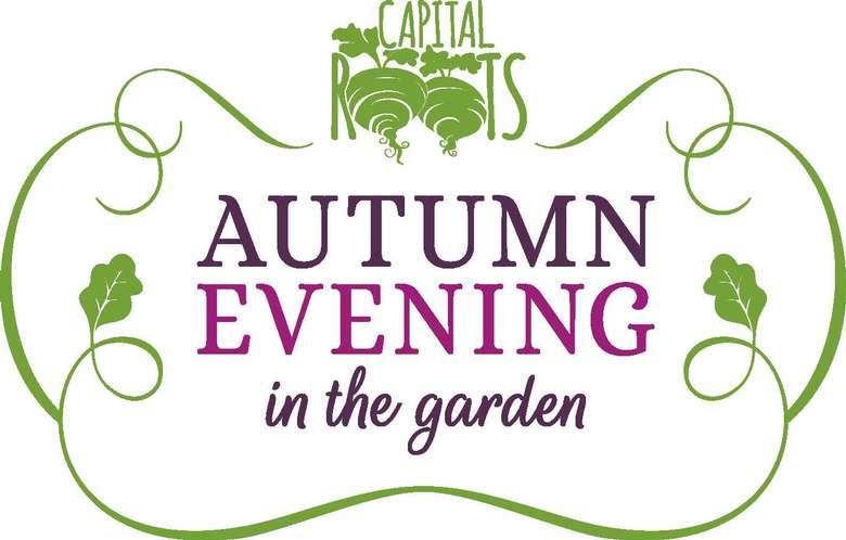autumn evening logo