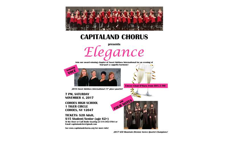 Capitaland Chorus presents ELEGANCE! (1)