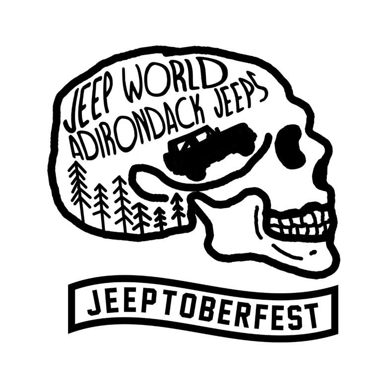 jeep world skull event image