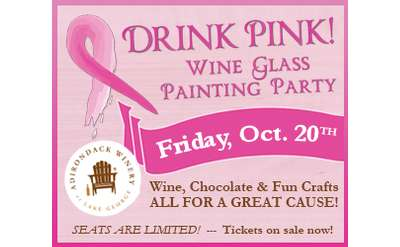 drink pink poster