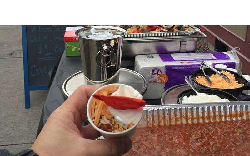 chili sample