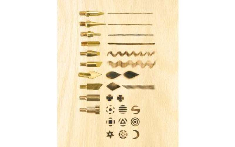 wood burning tools