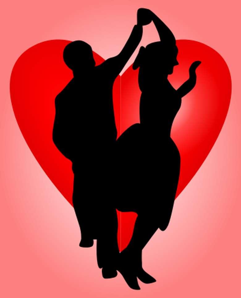 valentine's dance promo image