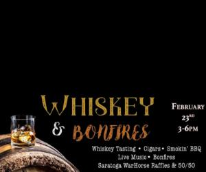 whiskey event poster