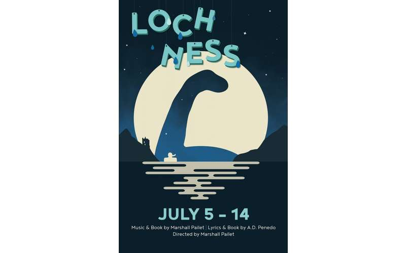 poster for &quote;loch ness