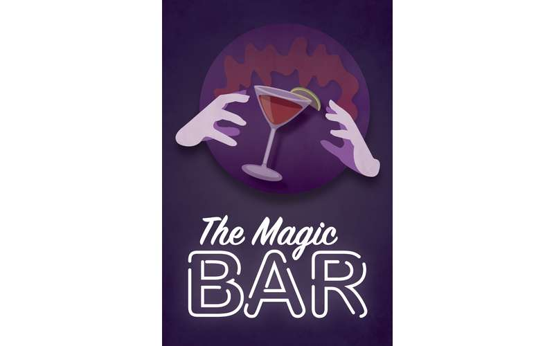 poster for &quote;the magic bar
