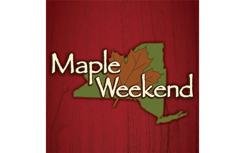 Maple Weekend logo
