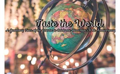 taste the world gala poster