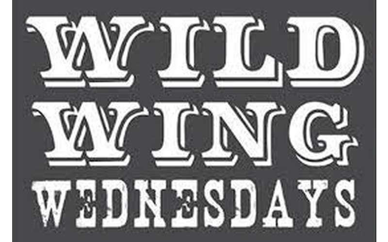 Wild Wing Wednesday@Kraverie (1)