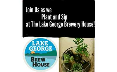 lake george brew house plant and sip