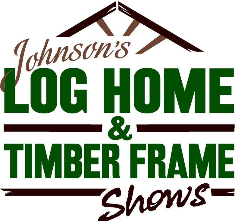 log home show logo