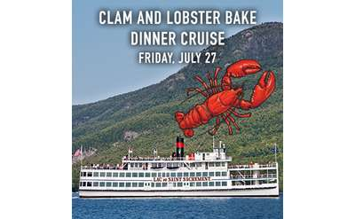 clam and lobster bake cruise