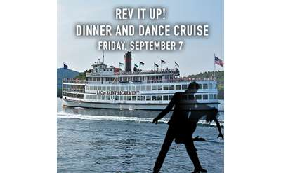 dinner and dance cruise logo
