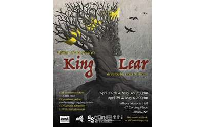 Confetti Stage presents King Lear