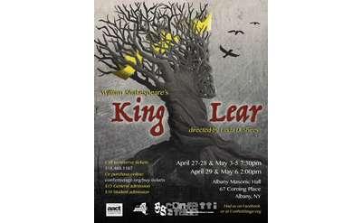 Confetti Stage presents King Lear