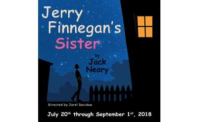 poster for jerry finnegan's sister
