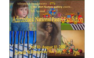 National Pastel Exhibition Banner